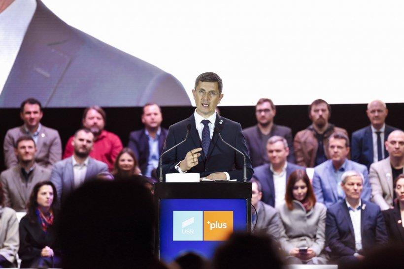 """Dan Barna, după eșecul alianței USR-PLUS la prezidențiale: """"Îmi asum întreaga responsabilitate. La locale facem mai bine"""""""