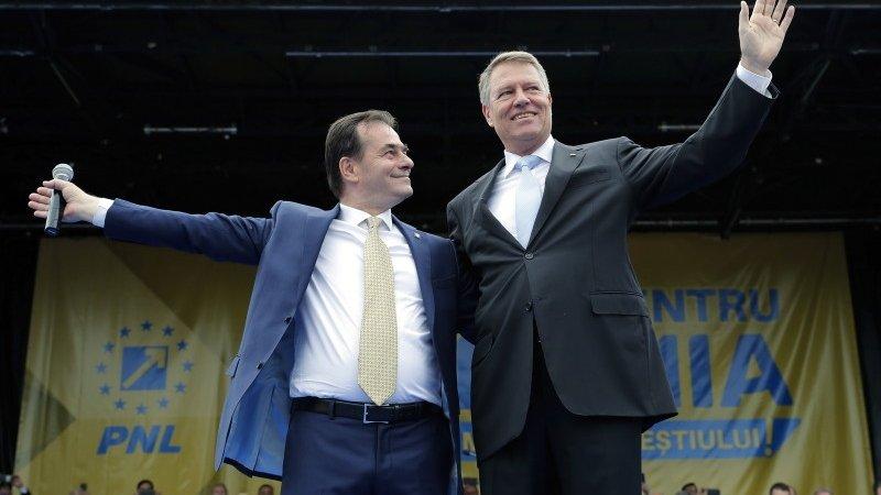"""Orban: """"Rezultatele arată clar un sprijin puternic pentru Iohannis, care va creşte substanţial în turul doi"""""""