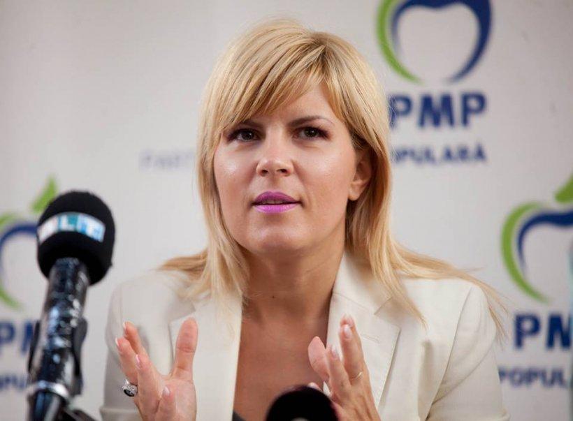 Elena Udrea așteaptă  o dezbatere Iohannis-Dăncilă: Ca să pot să am conștiința liniștită