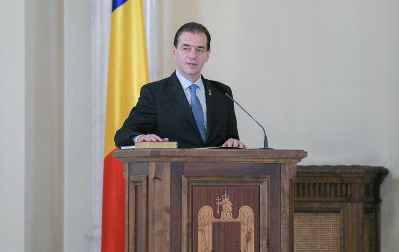"""Ludovic Orban: """"Am mai demis un rând de reprezentanţi ai PSD, printre care Olguţa Vasilescu"""" 534"""