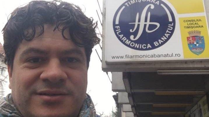 Românul Cristian Măcelaru, numit în fruntea Orchestrei Naționale a Franței