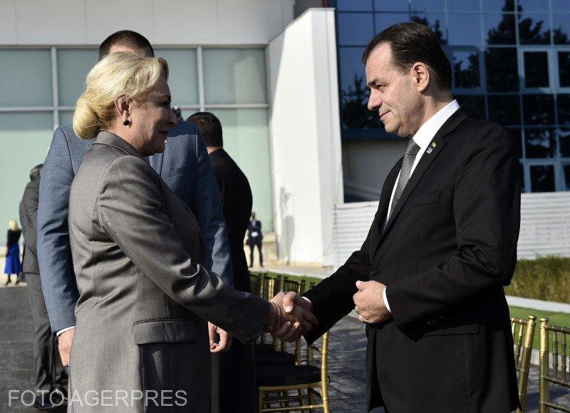 """Viorica Dăncilă îi dă replica lui Ludovic Orban: """"Accept o dezbatere cu el după un an de guvernare"""""""