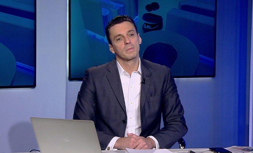 Mircea Badea, observație explozivă după dezbaterea paralelă Dăncilă – Iohannis