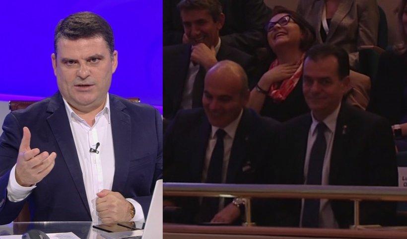 Momentul inedit provocat de Radu Tudor la dezbaterea lui Iohannis. A apelat la Ludovic Orban ca să-i adreseze o întrebare incomodă lui Klaus Iohannis