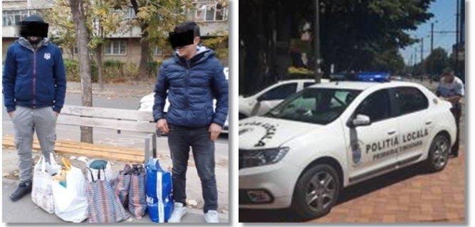 Polițiștii din Timișoara au văzut doi tineri stând pe o bancă. Au observat un detaliu neașteptat și s-au apropiat. Atunci au înțeles cine erau bărbații