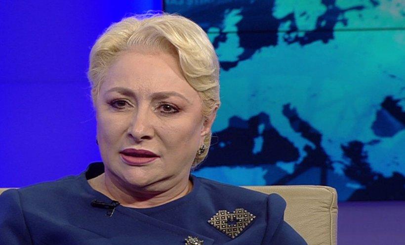 Viorica Dăncilă a fost întrebată de ce crede că ar fi un președinte mai bun decât Iohannis. Cum a răspuns - VIDEO