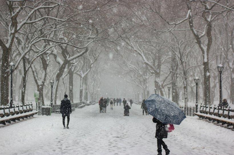 VREMEA. Primele ninsori, așteptate la sfârșitul lunii noiembrie. Meteorologii anunță iarnă grea