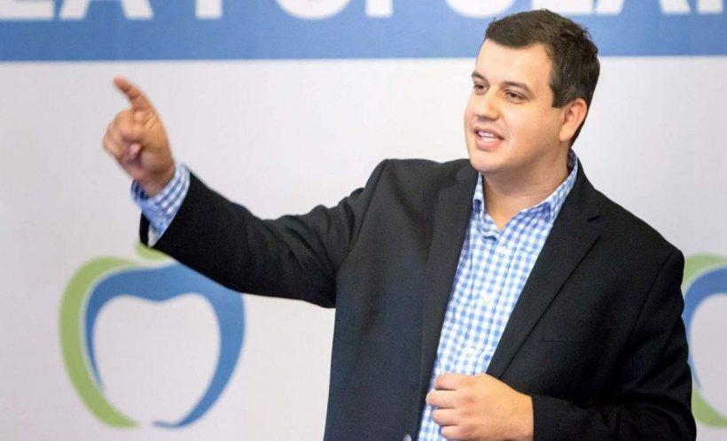 """PMP: """"Votul meu şi al colegilor mei va merge spre Klaus Iohannis"""""""