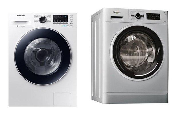 Reduceri eMAG: Mașini de spălat rufe cu uscător. Cele mai bune alegeri