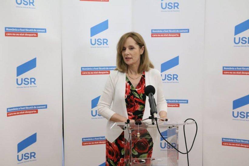 Roxana Wring (fostă USR), acuzată de CNSAS că a colaborat cu Securitatea