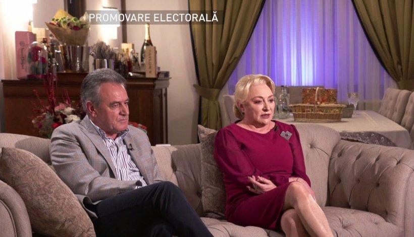 Viorica și Cristinel Dăncilă dau cărțile pe față. Ce spun cei doi despre celebrul ceas