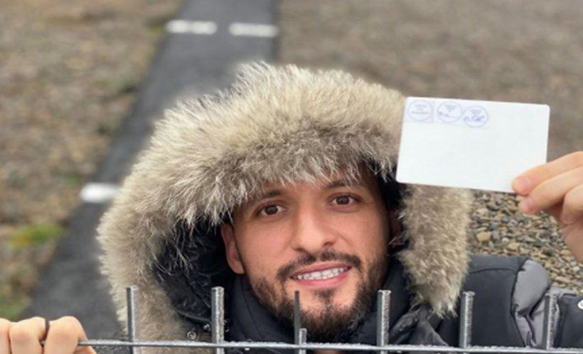 """Mesajul românului care a construit un metru de autostradă: """"Dacă nu votezi, tacă-ţi fleanca!"""""""