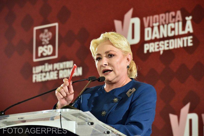 Ce a postat fiul Vioricăi Dăncilă, la scurt timp după ce s-a aflat că mama lui a pierdut alegerile (FOTO)