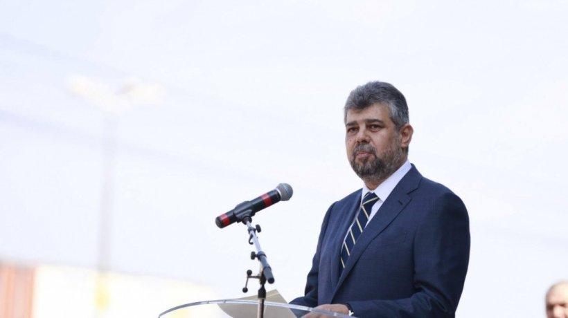 Cine este Marcel Ciolacu, cel care vrea să-i ia locul Vioricăi Dăncilă la conducerea PSD