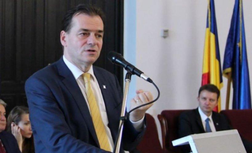 Ludovic Orban a demis toți vicepreședinții ANAF