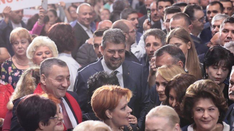 Marcel Ciolacu a strâns baronii în jurul său. 35 de organizații îl susțin pentru preluarea conducerii PSD
