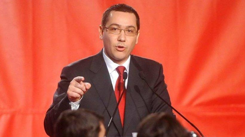 """Ponta face dezvăluirea zilei. """"I-am spus din august că va pierde catastrofal alegerile! Epoca Dragnea-Dăncila se încheie în dezastru!"""""""