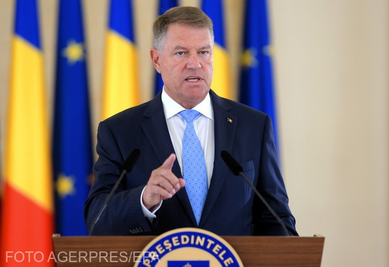 Klaus Iohannis, declarație de presă la Palatul Cotroceni: Alocăm în continuare 2% pentru apărare