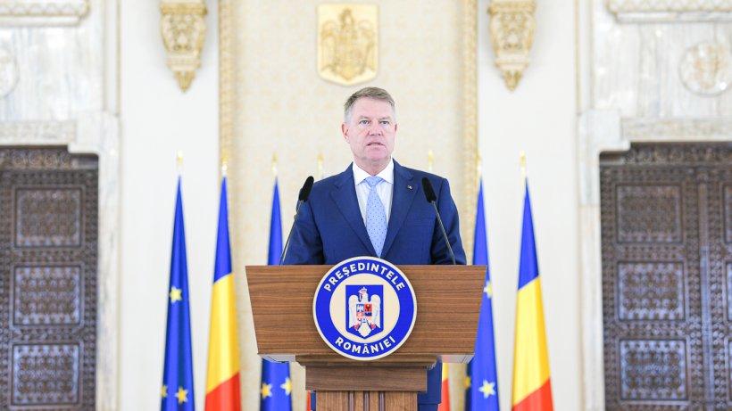 Klaus Iohannis, după ședința CSAT: Am stabilit obiectivele României pentru reuniunea NATO; vom reitera importanţa Mării Negre