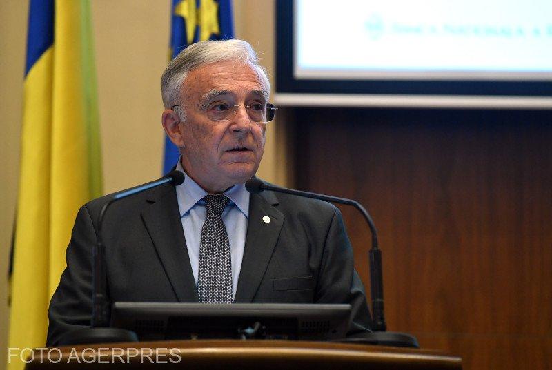 BNR se delimitează de declarațiile economistului șef Valentin Lazea despre prorogarea legii pensiilor
