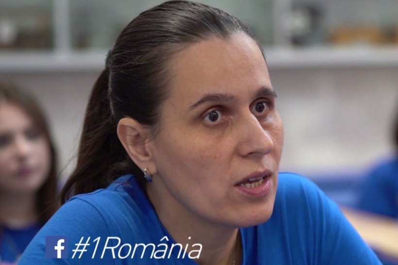 Concursul care dă glas românilor de Ziua Naţională. ''1 România'', cea mai frumoasă competiție de idei. Povestea Cristinei Bălăucă