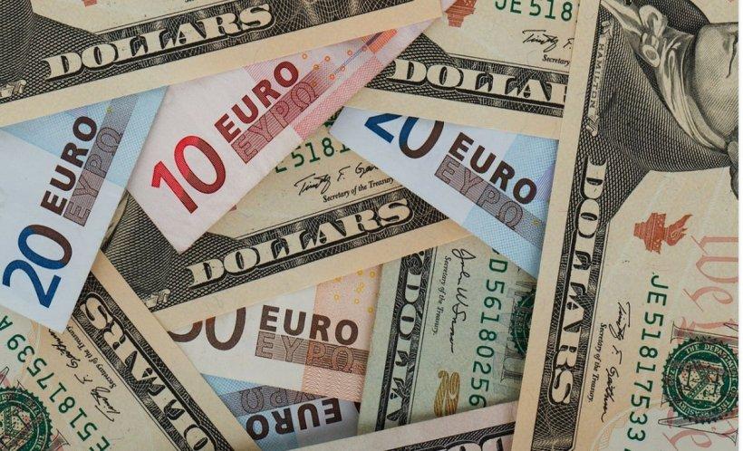 CURS VALUTAR 29 noiembrie 2019. Dolarul american, cel mai ridicat nivel din ultimele două luni