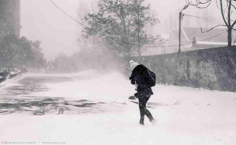 Anunț crunt al meteorologilor. Vortexul polar se îndreaptă rapid spre România