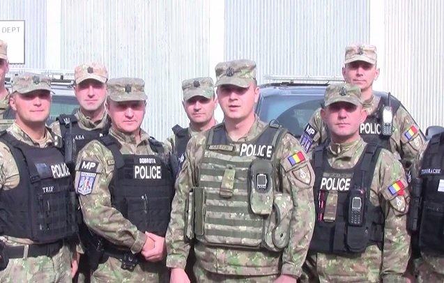 ZIUA ROMÂNIEI. Mesajele militarilor români din Afganistan pentru cei de acasă