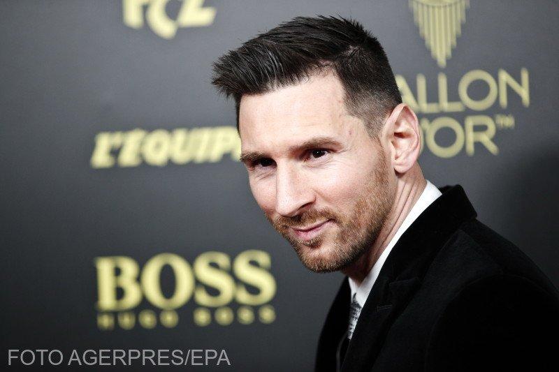 """Messi a stabilit un record absolut. A cucerit cel de-al şaselea trofeu """"Balonul de Aur"""" din carieră"""