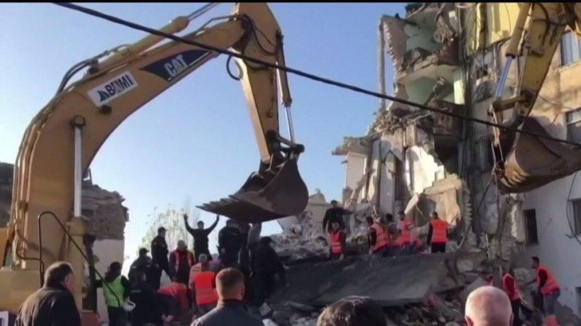 Unde pot dona românii care vor să ajute albanezii afectaţi de cutremurul devastator