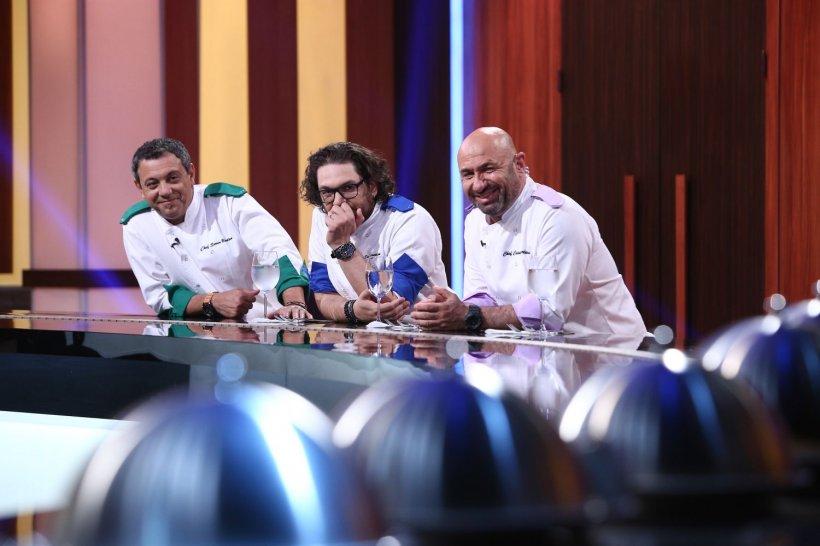 CHEFI LA CUȚITE. Tensiune maximă în show-ul culinar. Chef Florin Dumitrescu a mai primit o lovitură