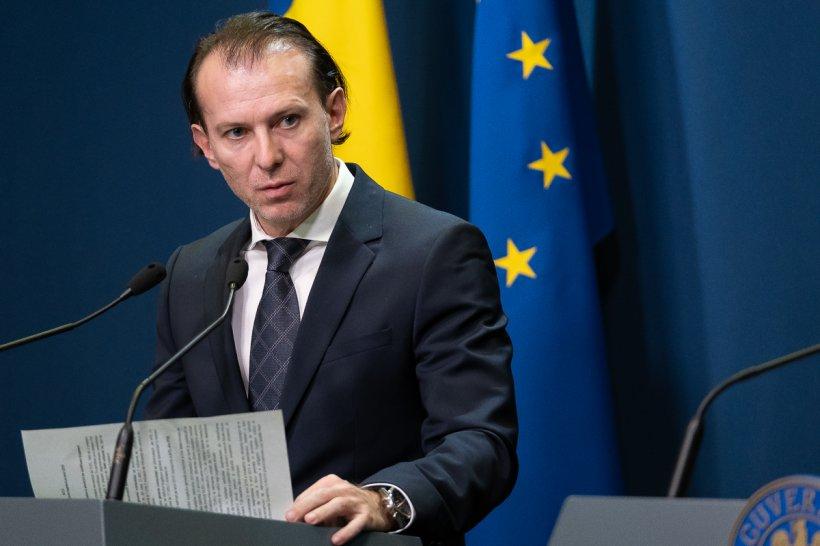 """Florin Cîţu, anunț important despre rezervele valutare ale României: """"Dacă va fi nevoie vom interveni pe piaţă"""""""