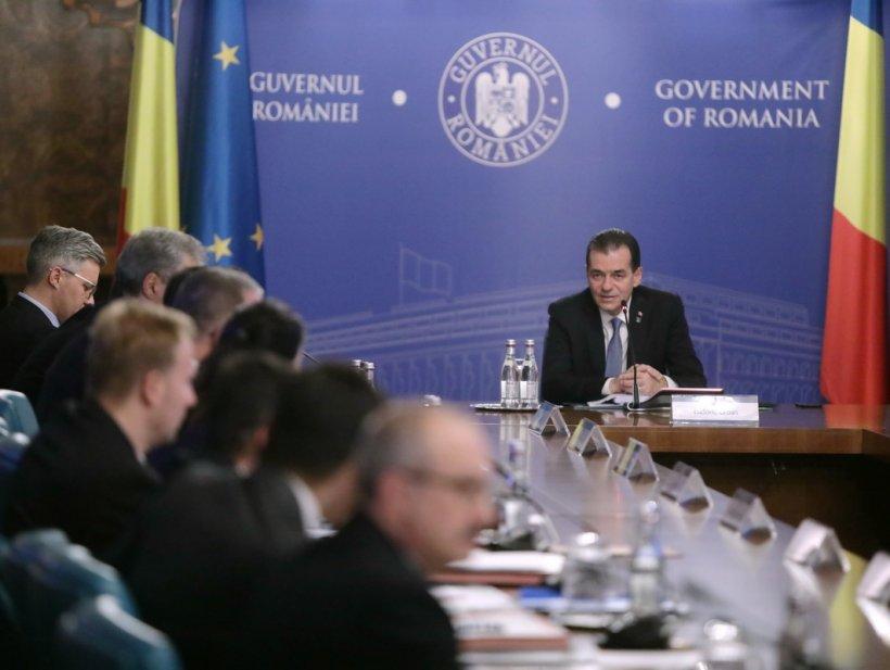 Ludovic Orban anunță asumarea răspunderii pe mai multe pachete legislative