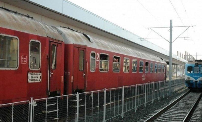 Tragedie în Covasna. Un bărbat a murit lovit de tren