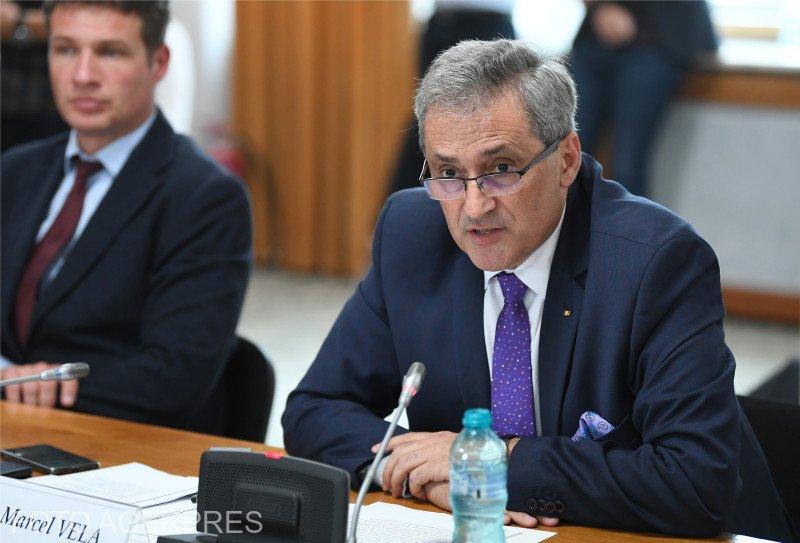 """Ministrul Vela, reacție de ultimă oră în scandalul desecretizării discuțiilor din 10 august: """"Eu bănuiesc ca e vorba de altceva; au încercat să evite să afle magistrații, presa, Diaspora"""""""
