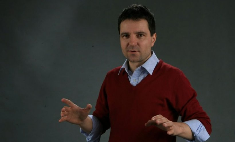 Nicuşor Dan a fost desemnat candidatul USR Bucureşti pentru Primăria Capitalei