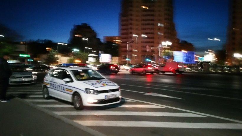 Razie de amploare în Capitală. 28 de șoferi au rămas fără permis de conducere. Polițiștii au dat amenzi în valoare de peste 56.000 de lei!