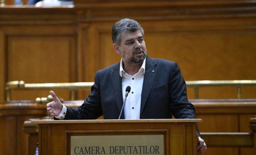 """Preşedintele interimar al PSD atacă Guvernul PNL: """"Observ că acţionează nedemocratic şi neconstituţional"""""""