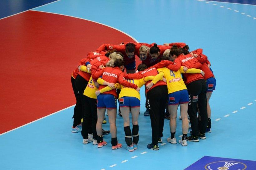 ROMÂNIA - RUSIA. CAMPIONATUL MONDIAL de HANDBAL. Tricolorele au fost învinse de Rusia cu 27-18, la Campionatul Mondial din Japonia