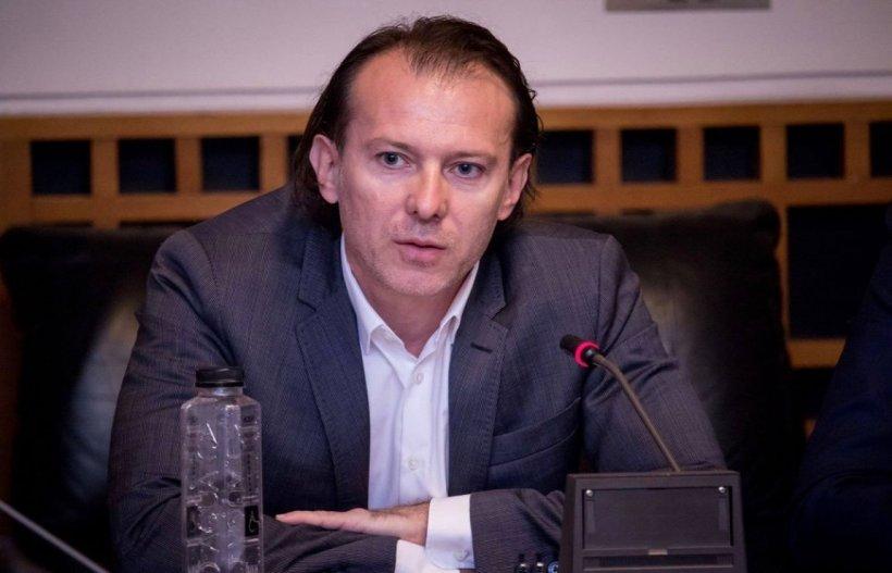 """Florin Cîțu îl amenință pe Eugen Teodorovici cu documente: """"Mă văd forțat să-l public"""""""