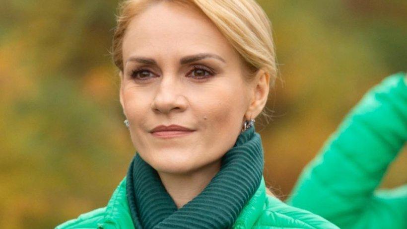 Gabriela Firea, replică după criticile lui Klaus Iohannis: Să candideze dumnealui la Primăria Capitalei