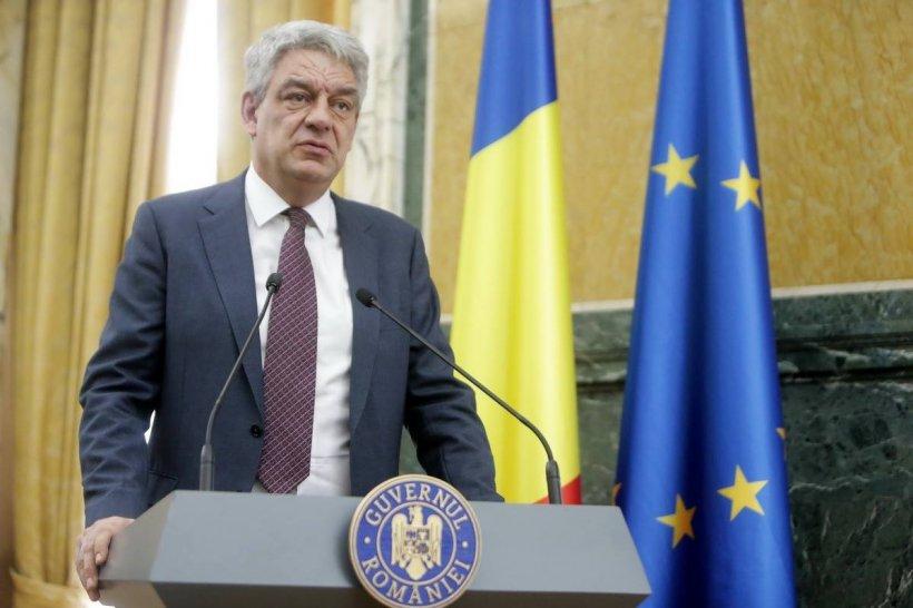 Mihai Tudose s-ar putea întoarce în PSD. Anunțul făcut de Marcel Ciolacu
