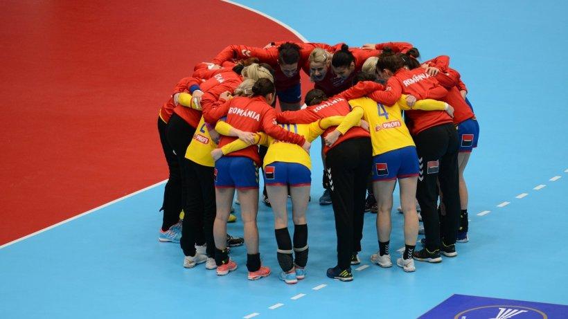 Dezastru pentru România la Campionatul Mondial de handbal din Japonia. Româncele au fost învinse cu un scor rușinos de Suedia