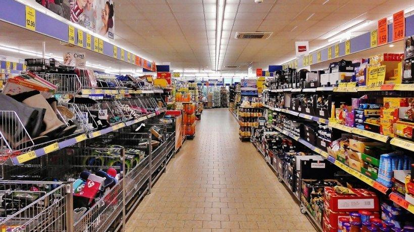 """Intrase într-un supermarket din Iași când a văzut ceva cu totul neașteptat. """"Cred că e primul magazin în care văd așa ceva!"""" (FOTO)"""