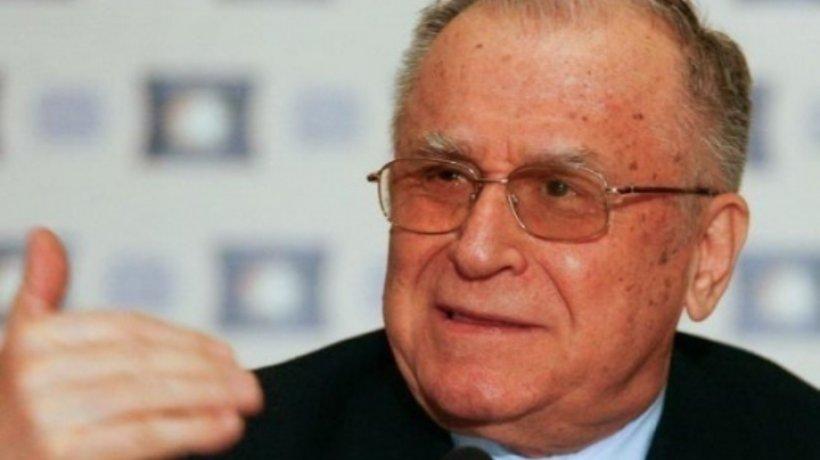 Ion Iliescu, acuzații după interviul dat agenţiei TASS: Traducerea a distorsionat sensul unor afirmații făcute de mine