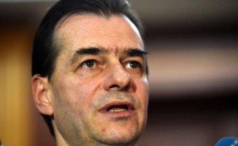 Ludovic Orban i-a solicitat ministrului Dezvoltării un raport al situaţiilor de lucrări pe PNDL