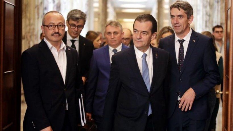 Ludovic Orban: PNL ține cont de punctele de vedere ale lui Klaus Iohannis