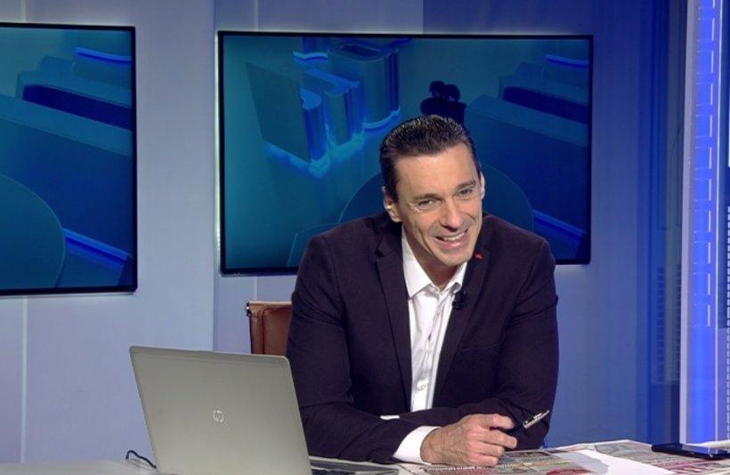 Mircea Badea spune bancul cu ȚESE