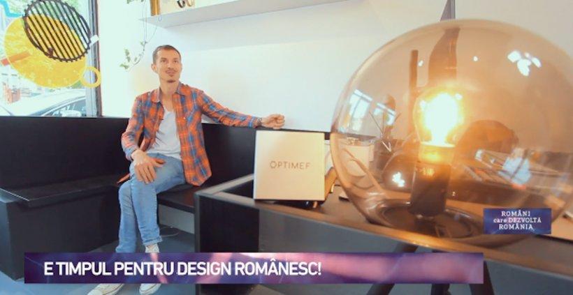Români care dezvoltă România. E timpul pentru design românesc!