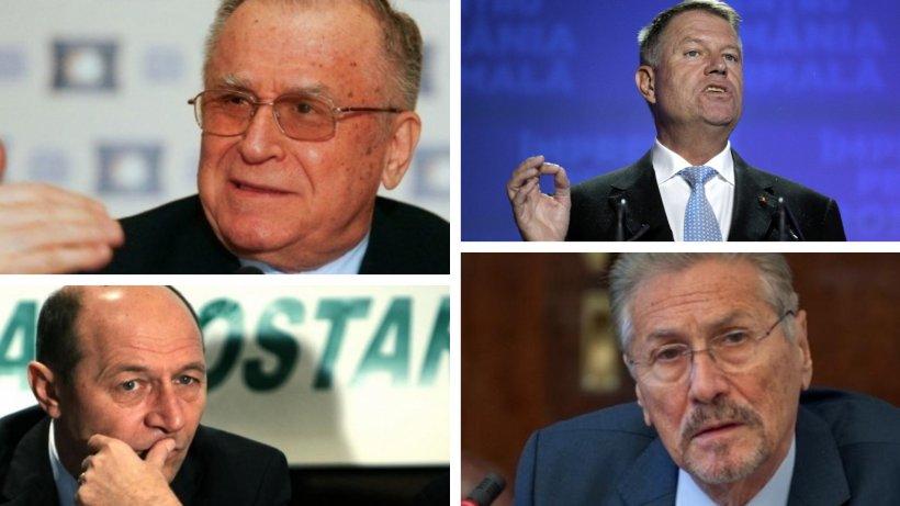 SONDAJ. Cine a fost cel mai bun președinte al României, în ultimii 30 de ani?